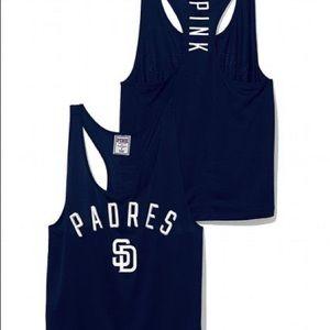 Victoria's Secret PINK San Diego Padres tank S